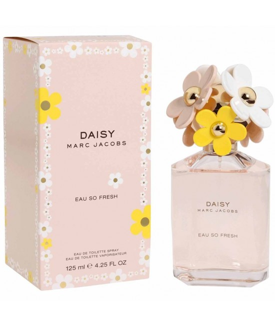 Eau de toilette for women Marc Jacobs Daisy 125ml.