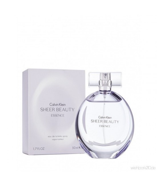 Eau de toilette for womenCalvin Klein Sheer Beauty Essence 50ml
