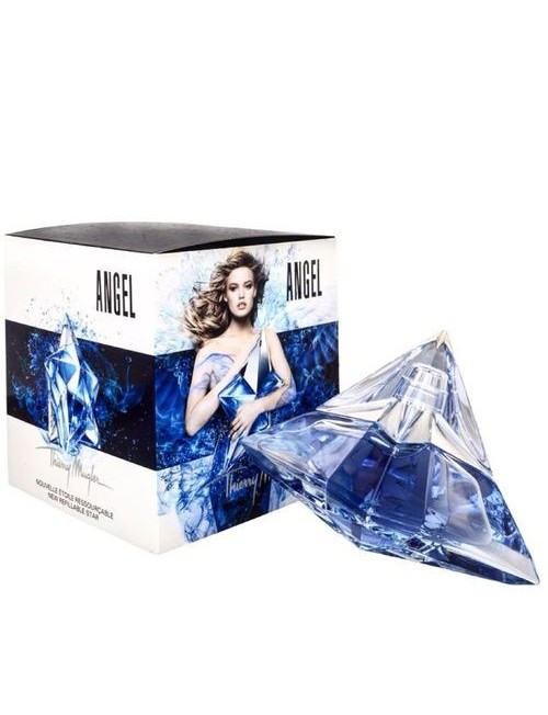 Women's Perfume Thierry Mugler Angel EDP 75ml  (New with broken package)