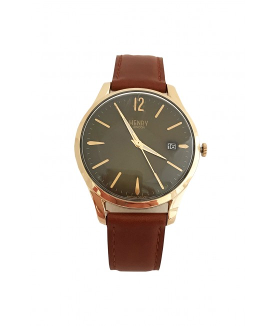 Men's Watch Henry London HL39-S-0186
