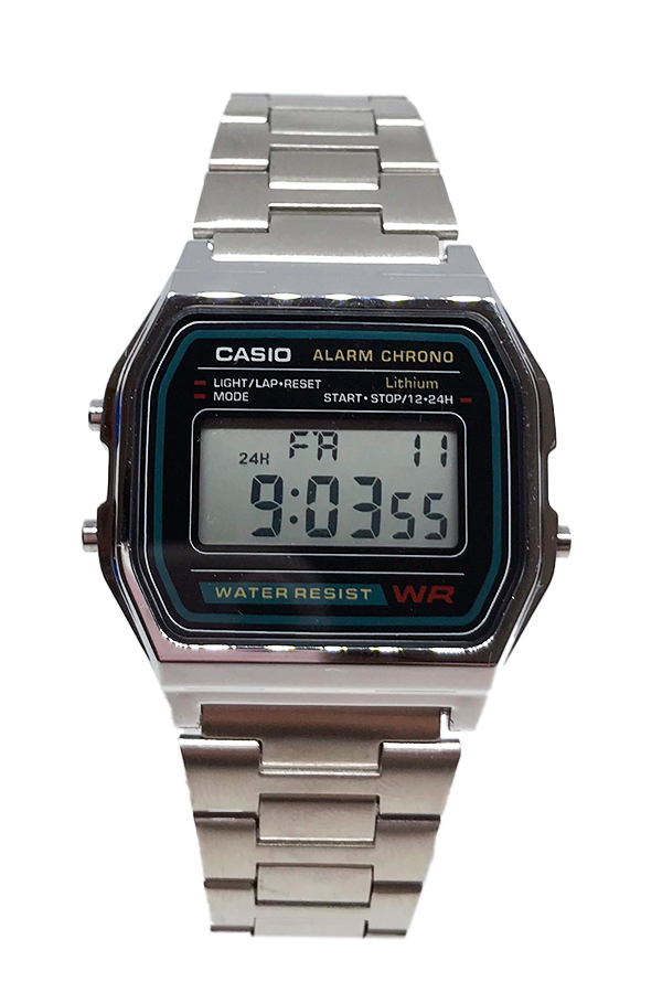 Men's Watch Casio A158WA-1DF