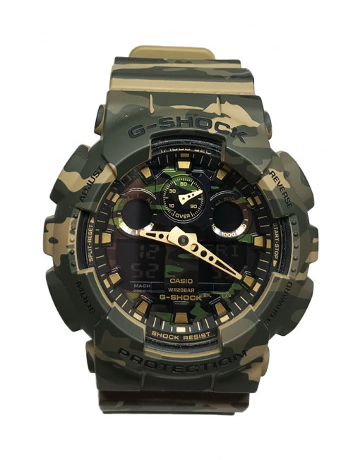 Men's Watch Casio G-Shock GA-100CM-5AER