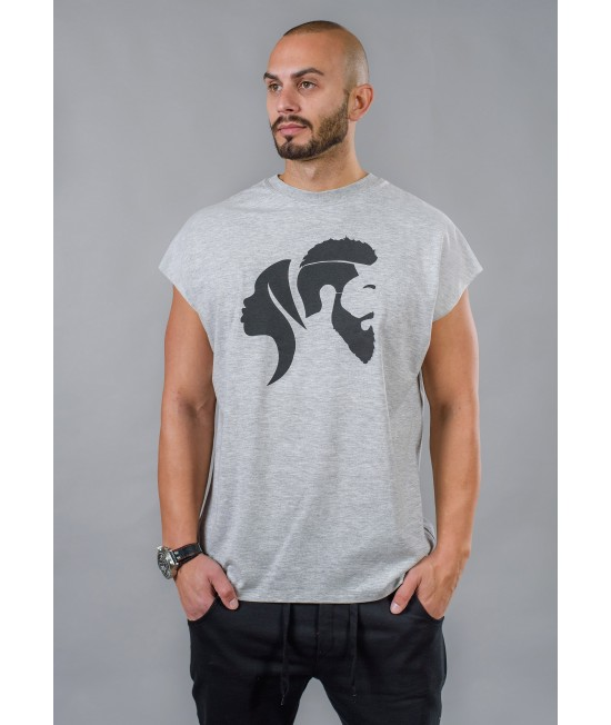 Men's Sleeveless T-Shirt BM517