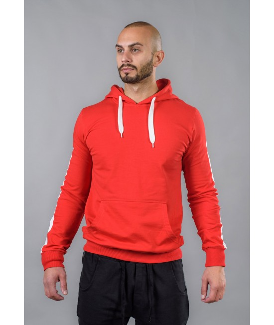 Men's hooded sweatshirt BM523