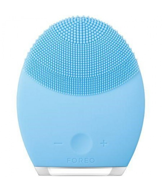 FOREO LUNA 2 skin cleanser (8000 rpm), Combination Skin,12 speeds, Accumulator, Hypoallergenic