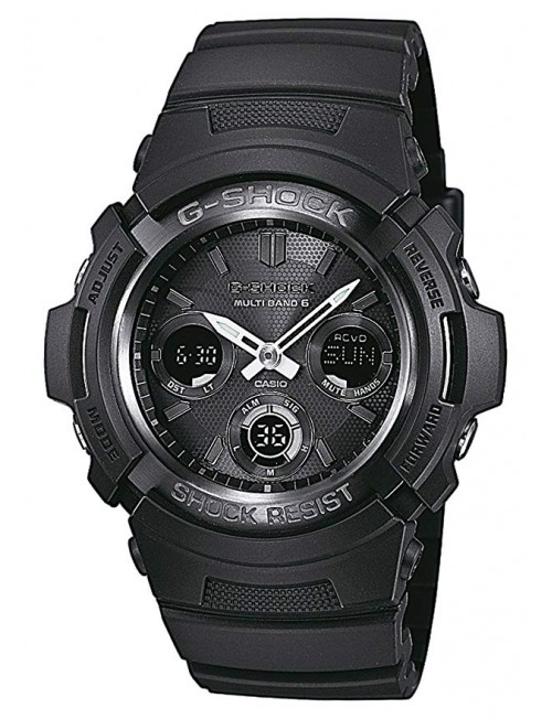Men's Watch Casio G-Shock AWG-M100B-1AER