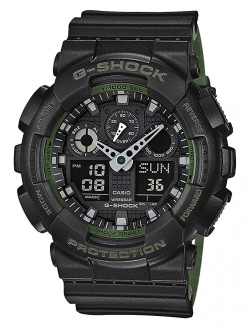 Men's Watch Casio G-Shock GA-100L-1AER