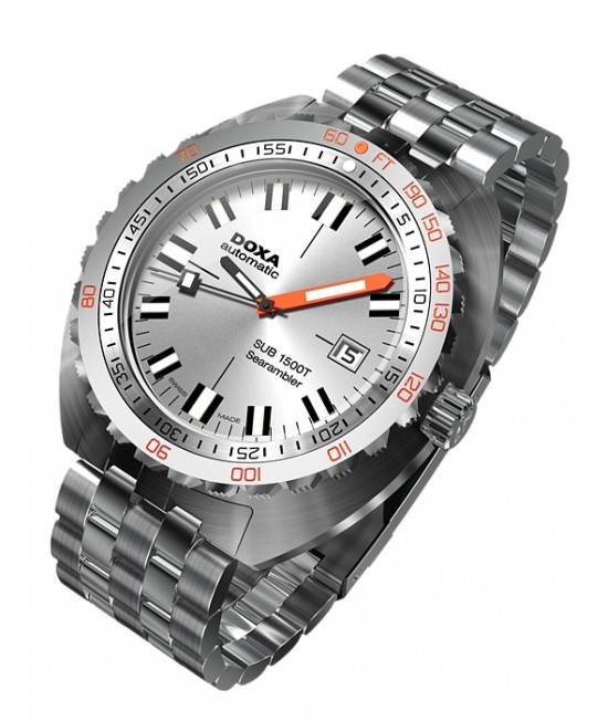 Men's Watch Doxa Sub 1500T Searambler II
