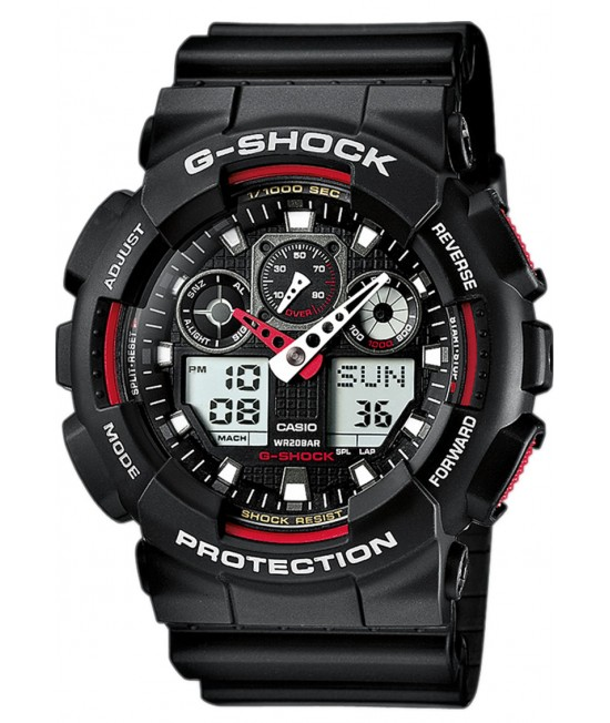 Men's Watch Casio G-Shock GA-100-1A4ER
