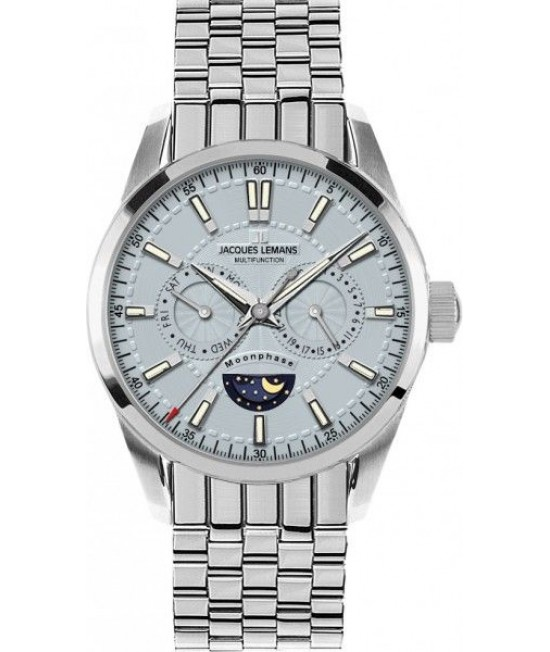 Men's Watch Jacques Lemans - Liverpool Moonphase