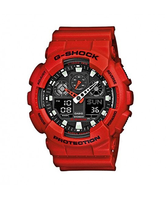 Men's Watch Casio G-Shock GA-100B-4AER