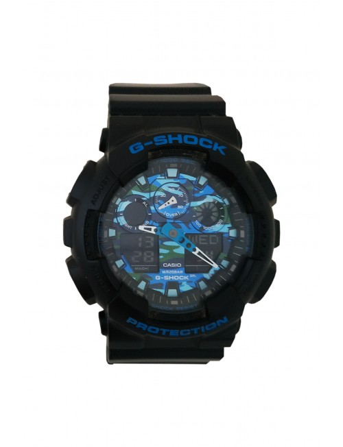 Men's Watch Casio G-Shock GA-100CB-1AER