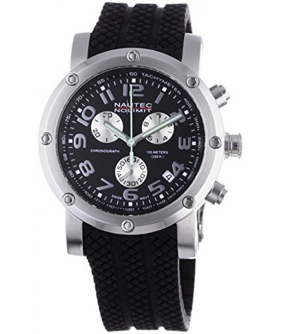 Men's Watch Nautec No Limit FI QZ/RBSTSTBK