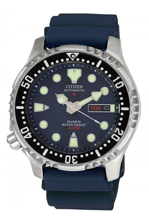 Men's Watch Citizen Promaster Automatic Diver Watch