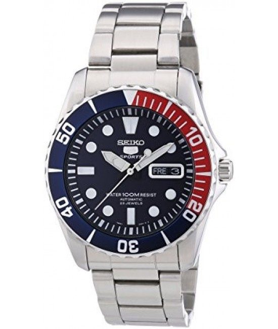 Men's Watch Seiko Automatic Watch SNZF15K1