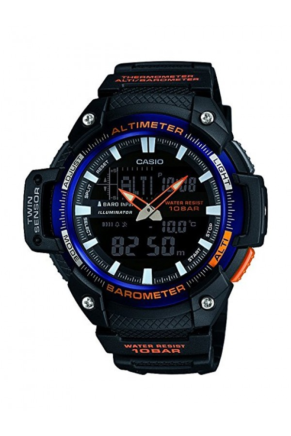 Men's Watch Casio SGW-450H-2BER