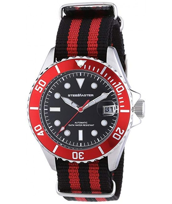 Men's Watch Steel Master Diver DW-13-001