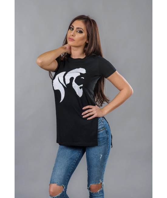 Ladies long t-shirt BW115