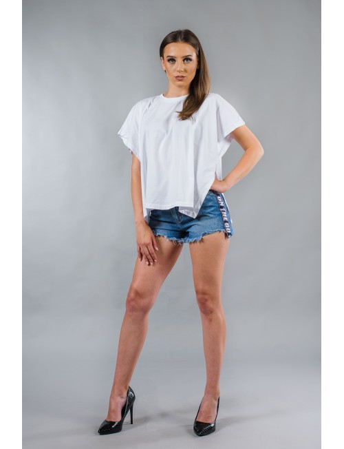 Ladies oversize t-shirt BW155
