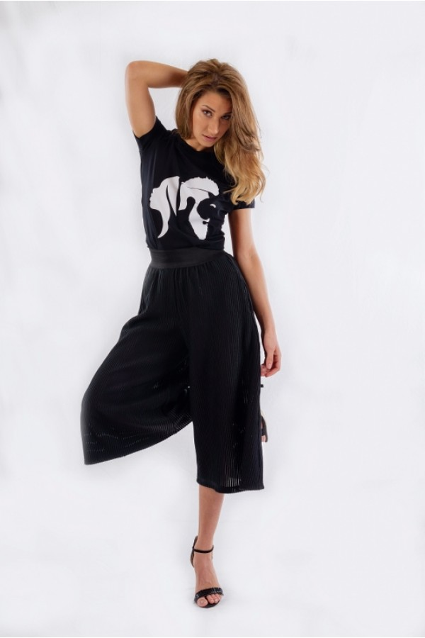 Ladies baggy trousers BW158