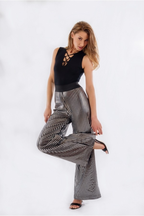 Ladies wide trousers BW161