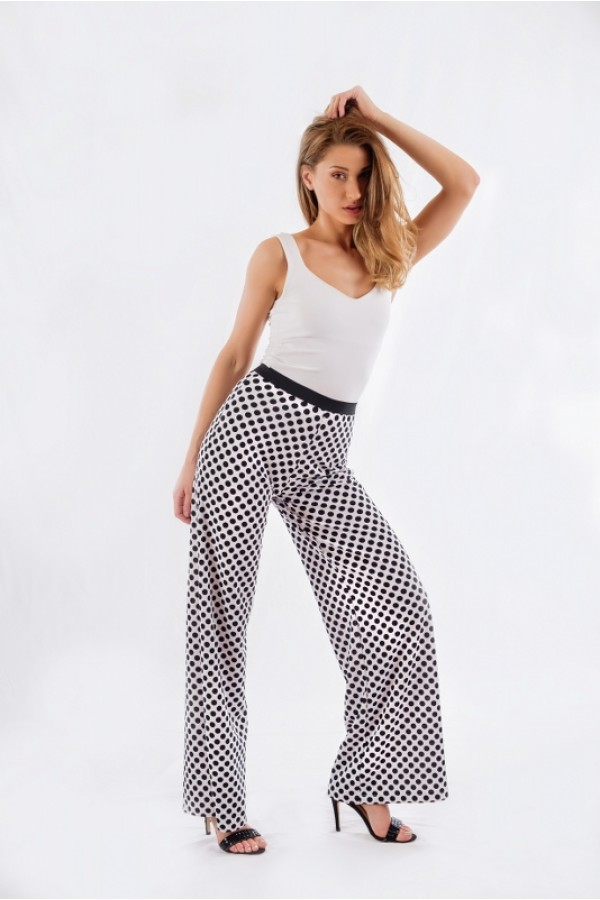 Ladies wide trousers BW162